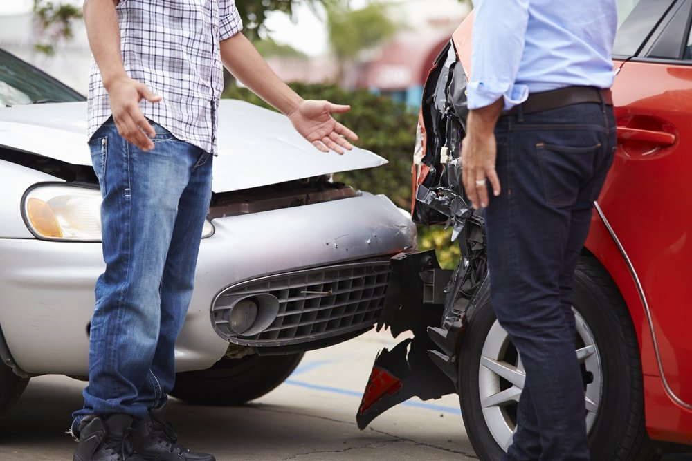 Who is at Fault in a Rear End Collision in South Carolina?