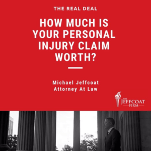 How do you know how much your personal injury claim is worth